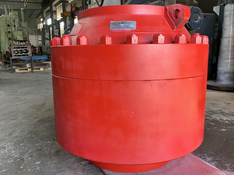 Well Control (Drill Through & Pressure Control Equipment)