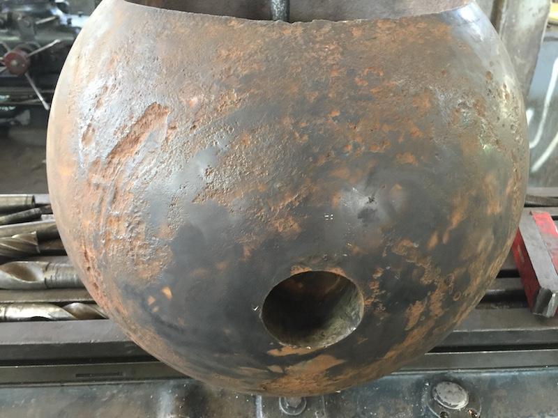 Balls Repair
