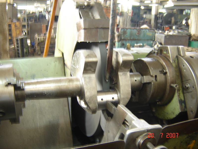 Crank Shaft Manufacturing